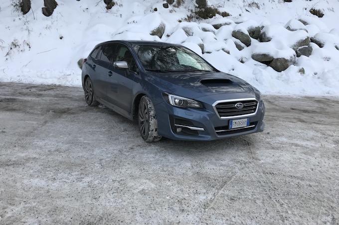 Subaru Levorg MY 2017, station wagon per tutte le stagioni [#HOLIDAYTEST]