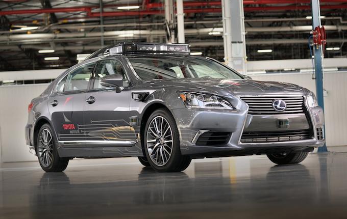 Toyota Platform 3.0