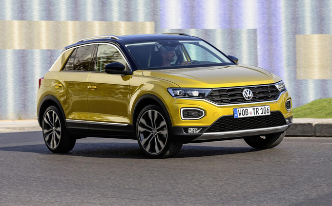 Volkswagen T-Roc: porte aperte alla scoperta del nuovo B-SUV