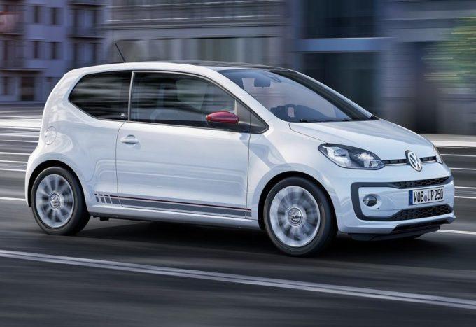 Volkswagen Up!, le promozioni di gennaio per l'agile city car