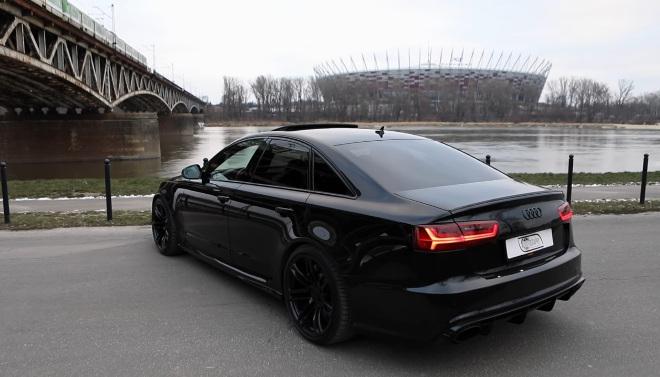Audi RS6, ecco come sarebbe la versione berlina [VIDEO]