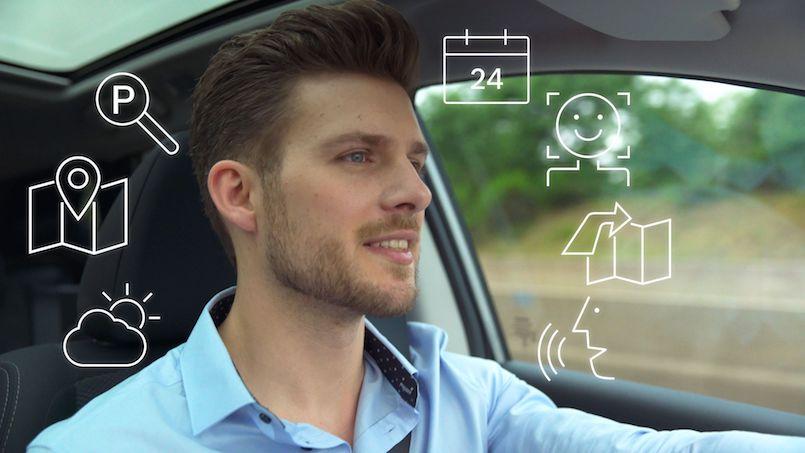 Bosh rivoluziona il sistema dei comandi vocali per auto