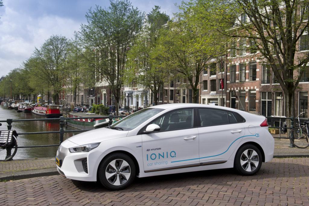 Hyundai e il car sharing: è questo il futuro della guida in città?