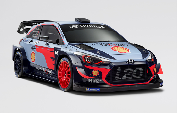 Hyundai Motorsport affronterà la sua quinta stagione nel Mondiale Rally