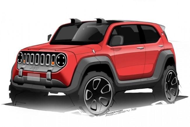 Jeep: c'è la conferma sul nuovo crossover compatto [RENDERING]