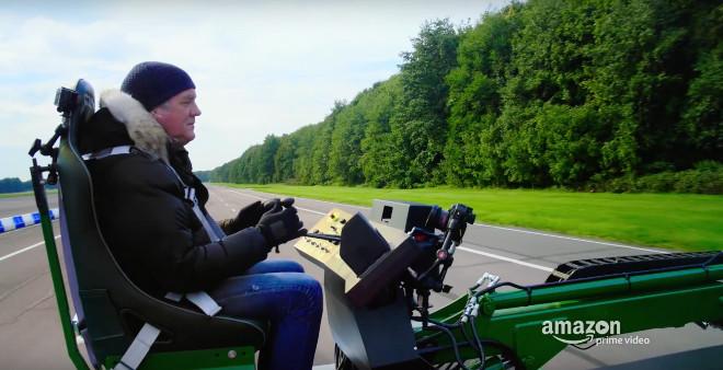 Grand Tour, come fare rifornimento senza fermarsi [VIDEO]