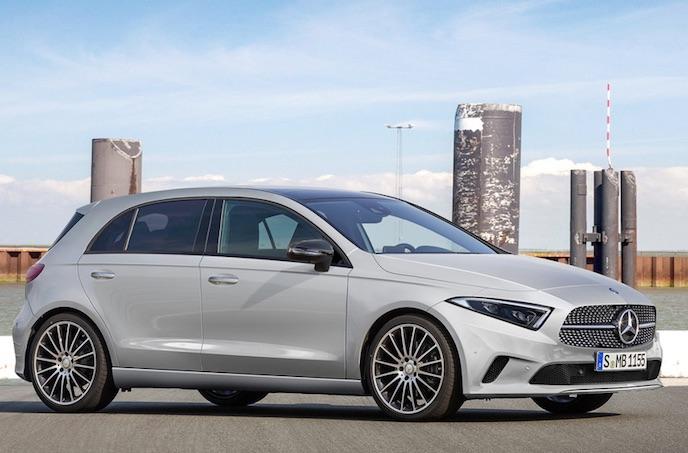 Mercedes Classe A si rifà il look: nel 2019 sarà così