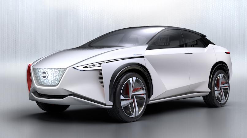 Nissan porta al CES 2018 la mobilità del futuro