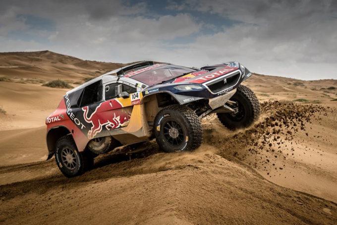"""Peugeot celebra il trionfo alla Dakar 2018 col video """"Road to victory"""""""