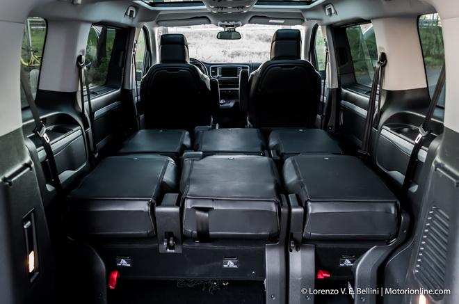 peugeot traveller sempre meno furgone e pi auto prova su strada. Black Bedroom Furniture Sets. Home Design Ideas