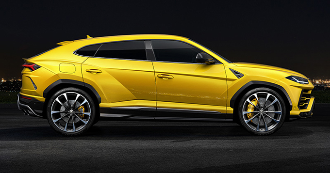 Pirelli P Zero: ufficiale la fornitura OE per la nuova Lamborghini Urus [FOTO]