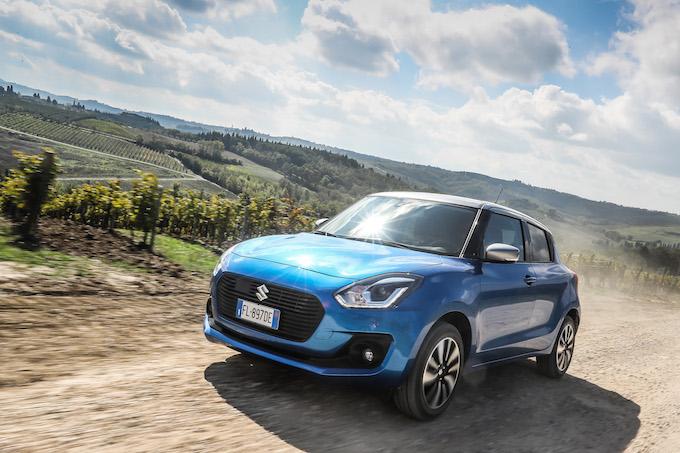 Suzuki: si amplia l'offerta Ignis e Swift