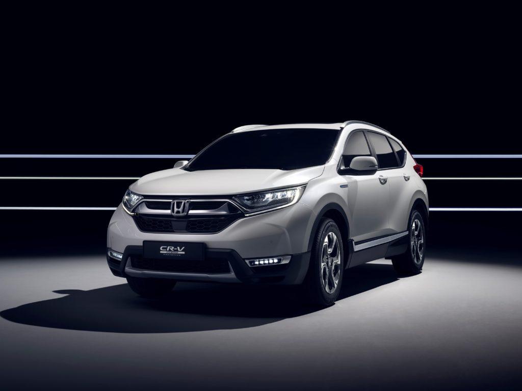 Honda: pioggia di novità al Salone di Ginevra 2018