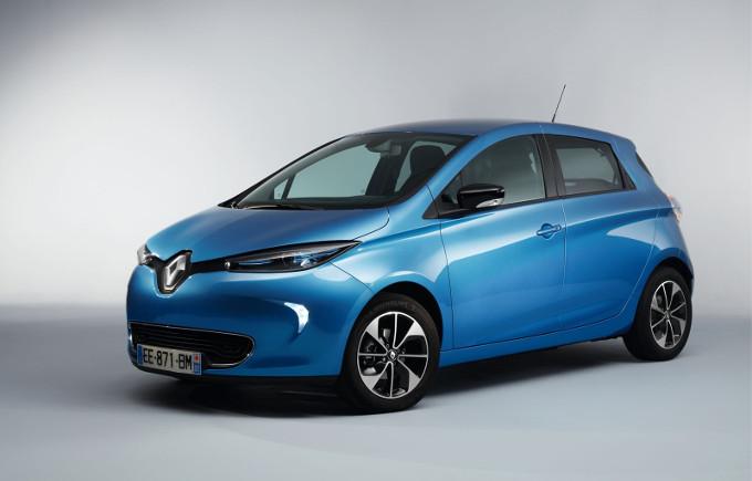 Renault Zoe, una versione più potente sarà presentata a Ginevra