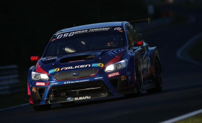 Subaru conferma la presenza alla 24 Ore del Nurburgring con la WRX STI
