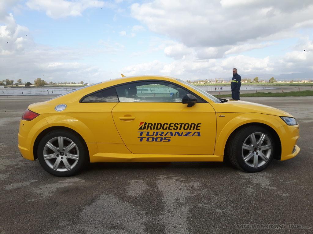 Bridgestone Turanza T005: il nuovo pneumatico sviluppato secondo le esigenze degli automobilisti