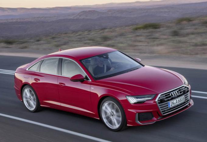 Audi A6: prime immagini del nuovo modello [FOTO LEAKED]
