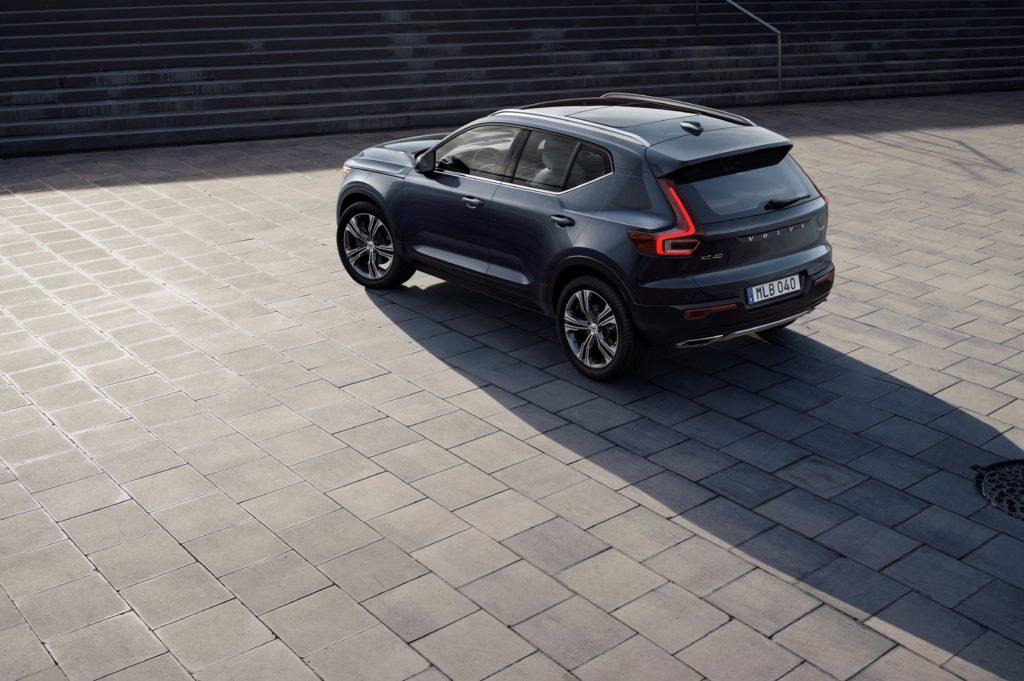 Volvo XC40: presentato il nuovo motore 1.5 benzina ad iniezione diretta