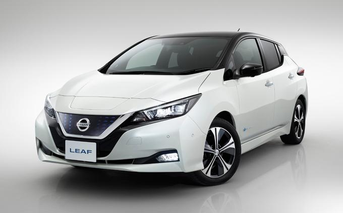 Nissan Leaf MY 2018: sicurezza a 5 stelle JNCAP per la compatta 100% elettrica