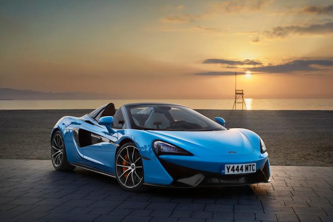 McLaren ha intenzione di raddoppiare le sue vendite in Cina quest'anno