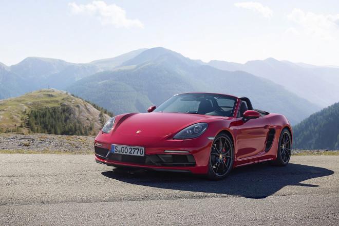 Porsche 718 Boxster GTS, a tutta velocità sulle strade Siciliane [VIDEO]