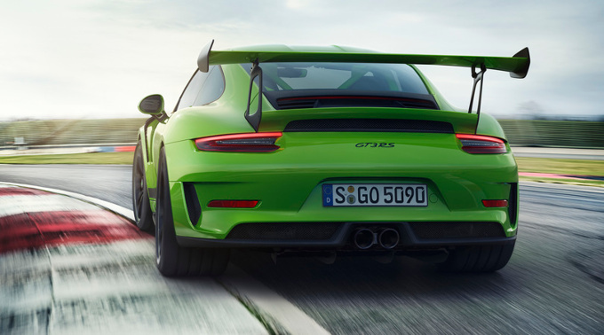 Porsche 911 GT3 RS, perfetta per i track days [VIDEO]