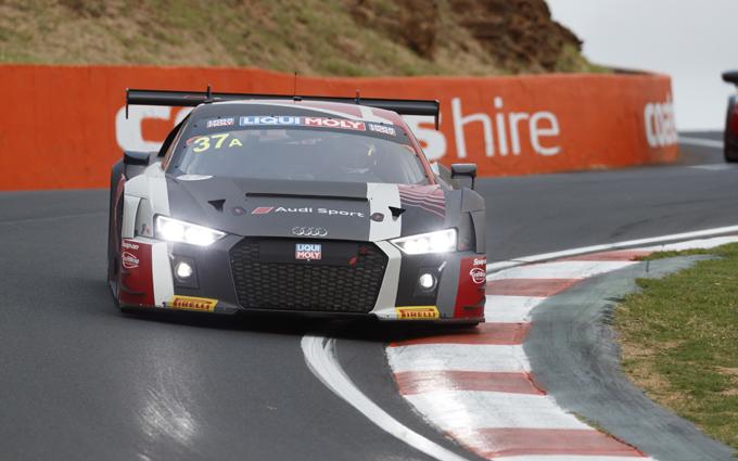 12 Ore di Bathurst, Audi torna sulla vetta di Mount Panorama