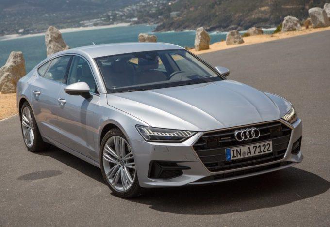 Audi A7 Sportback MY 2018, parte la prevendita in Italia con prezzi da 72.900 euro