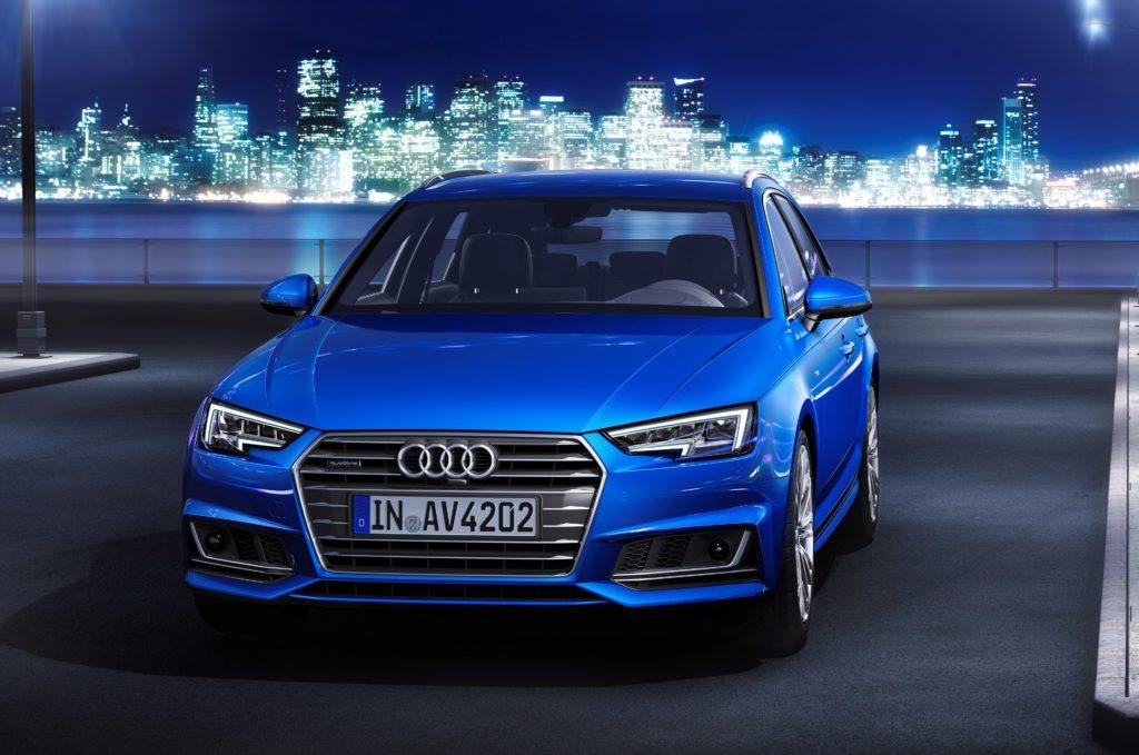 Audi - Mild-hybrid