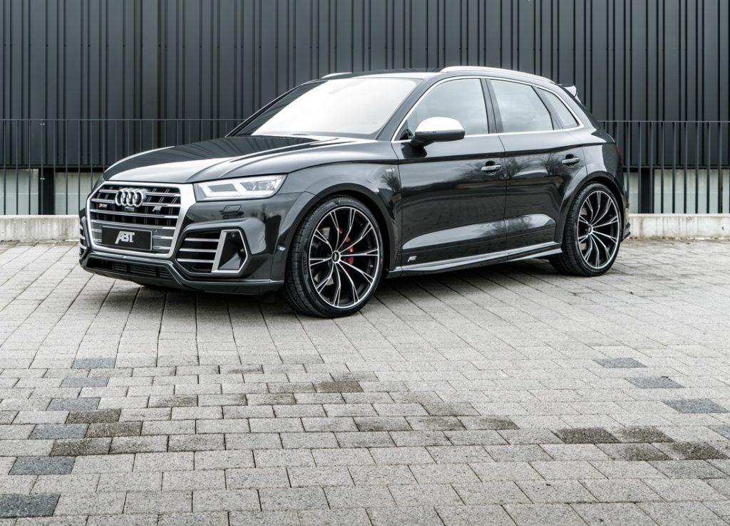 Audi SQ5 si fa minacciosa col nuovo tuning di ABT Sportsline [FOTO]