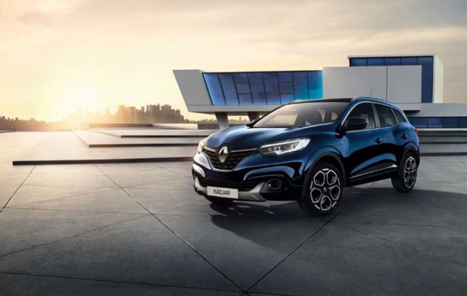 Renault Kadjar Sport Edition: più stile e più tecnologia