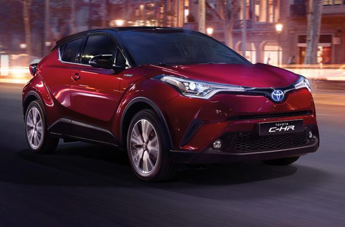 Toyota: a Gennaio 2018 si conferma regina dell'ibrido