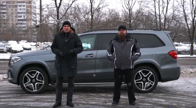 Mercedes GLS: una compagnia di antifurti russi svela come rubarla in 30 secondi [VIDEO]