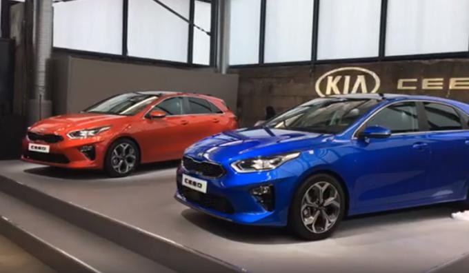 Kia Ceed: la presentazione del nuovo modello in diretta da Monaco [VIDEO LIVE]