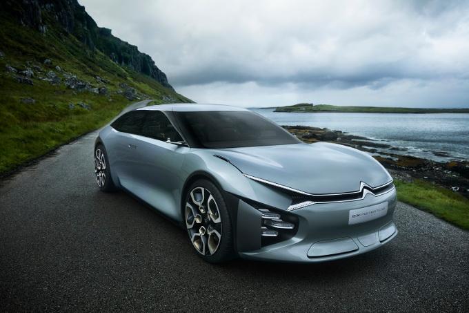 Citroën sostiene che la nuova C5 rivoluzionerà il segmento delle berline
