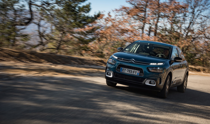 Citroen C4 Cactus: guidare in una dimensione di comfort [VIDEO TEST DRIVE]