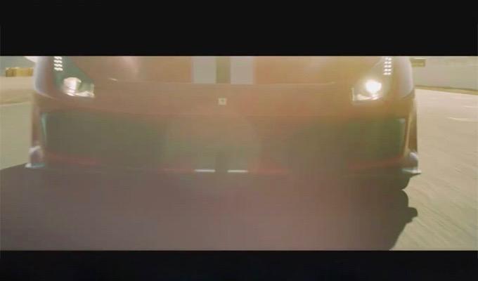Ferrari 488 Speciale: un'anticipazione ad alta adrenalina? [VIDEO]