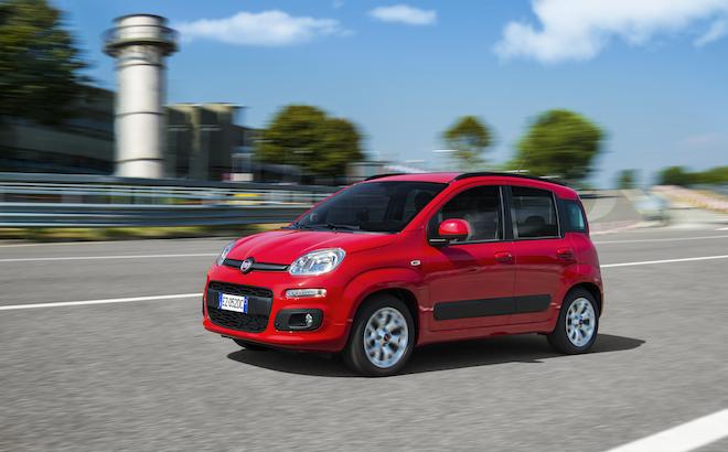 Mercato auto Italia: comanda sempre la Fiat Panda, poi c'è la 500X