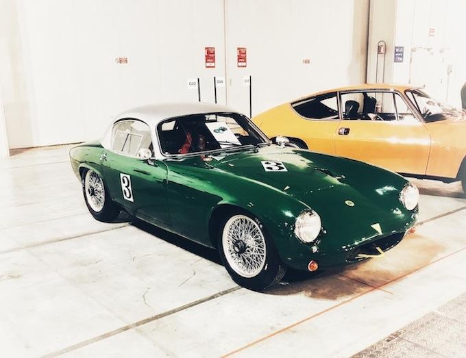 """Lotus Elite S2 Type 14 """"Racecar"""" 1961: La Prima Auto Con Scocca In Fibra Di Vetro"""