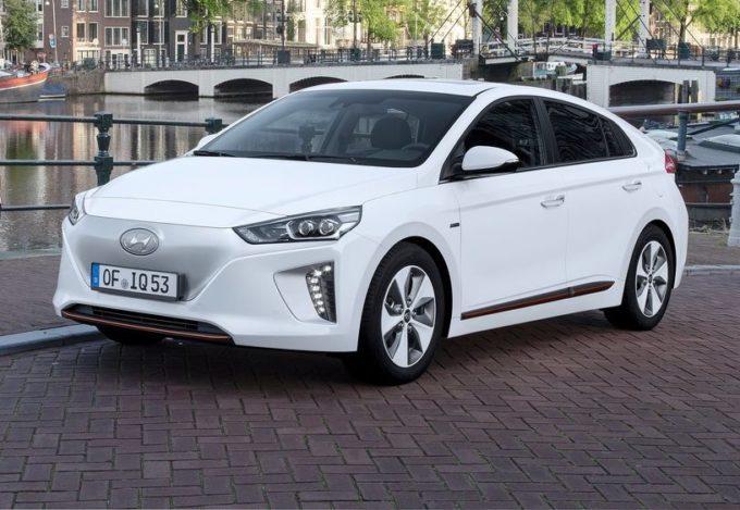Hyundai Ioniq Electric è la vincitrice degli EcoTest ADAC 2017