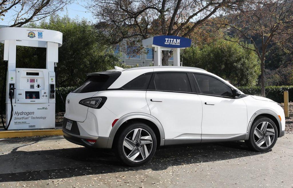 Hyundai Nexo a grandi passi verso la guida autonoma: completato il primo test in Corea