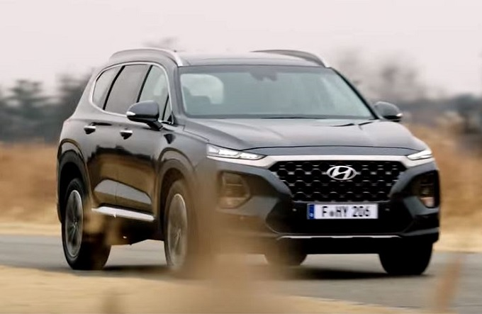 Nuova Hyundai Santa Fe: svelati nuovi dettagli del SUV [VIDEO TEASER]