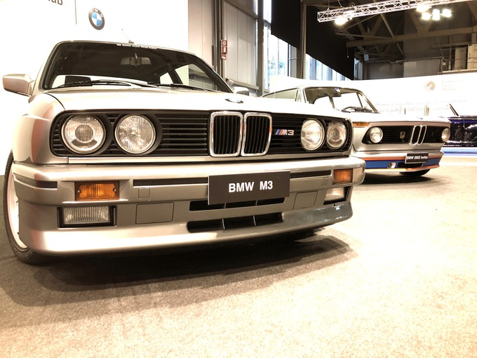 BMW M3 E30: La Prima Della Classe