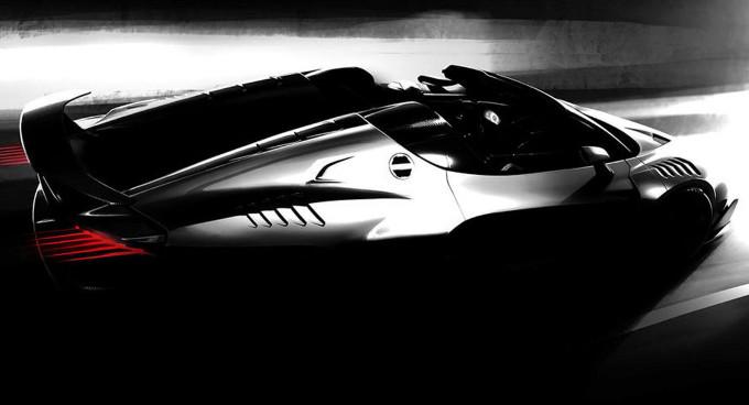 Italdesign Zerouno Roadster, dovrebbe costare circa 2 milioni di euro