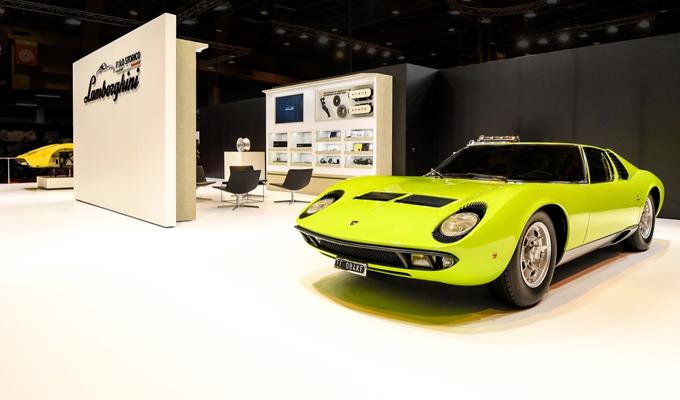Lamborghini Miura, restaurata dal Polo Storico di Lamborghini