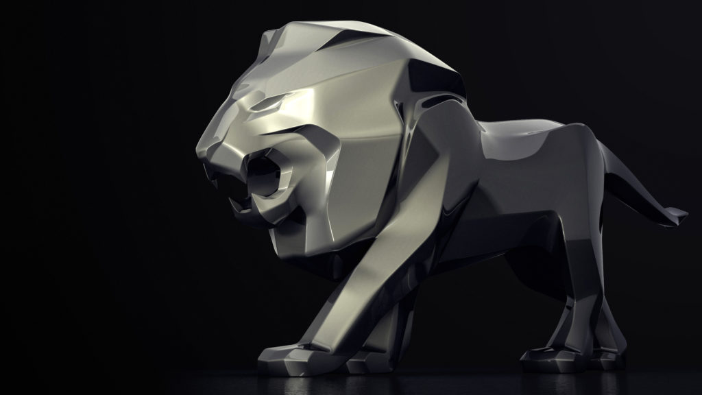 Peugeot, un leone enorme per celebrare i 160 anni del logo