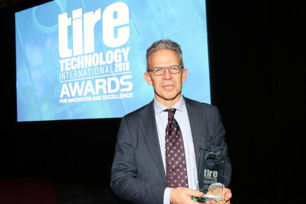 """Pirelli ha conquistato il premio """"Miglior produttore di pneumatici dell'anno"""""""
