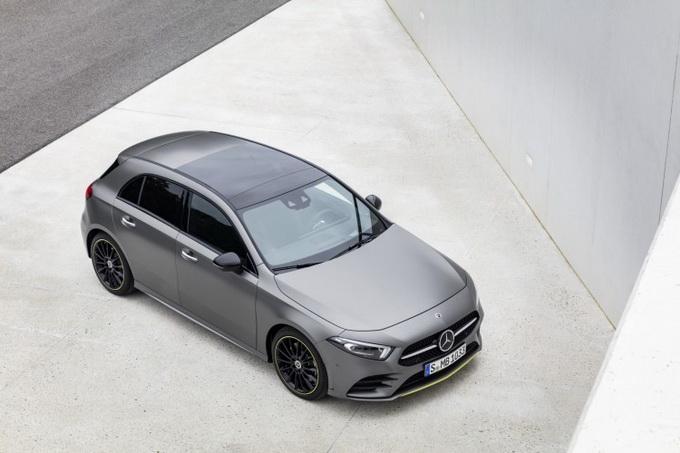 Nuova Mercedes Classe A: tanta tecnologia, ma uno stile controverso