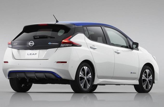 Nissan e Infiniti introdurranno sei nuovi veicoli elettrici nei prossimi cinque anni