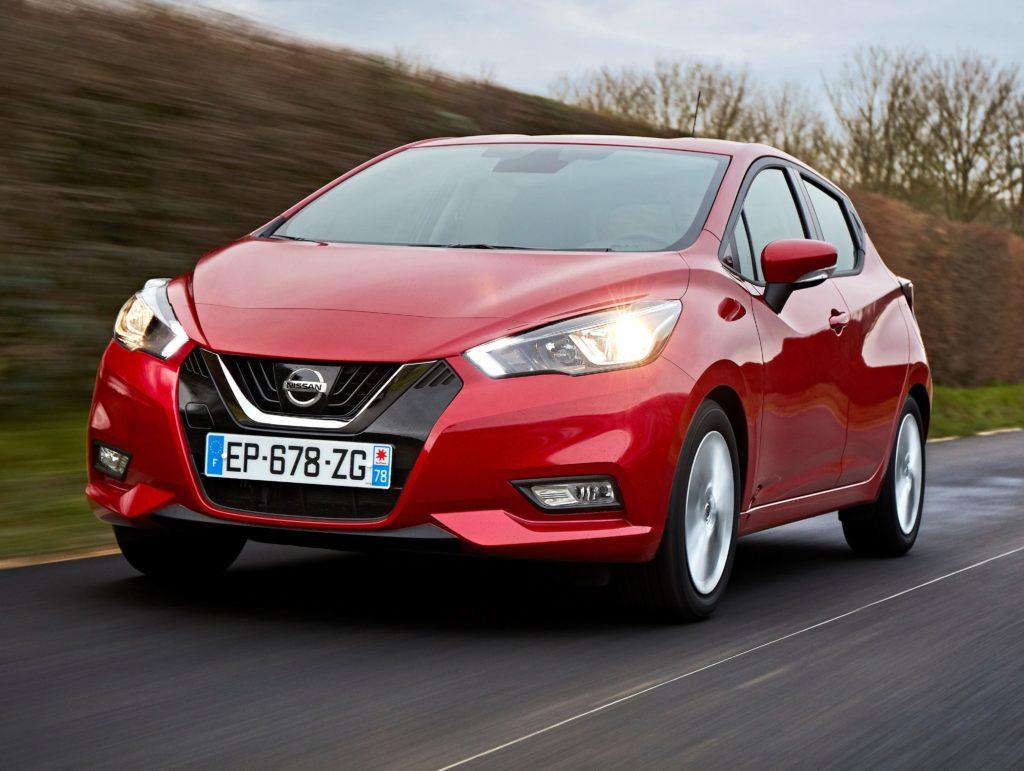 Nissan, partenza sprint nel 2018 sul mercato italiano: +34,24%